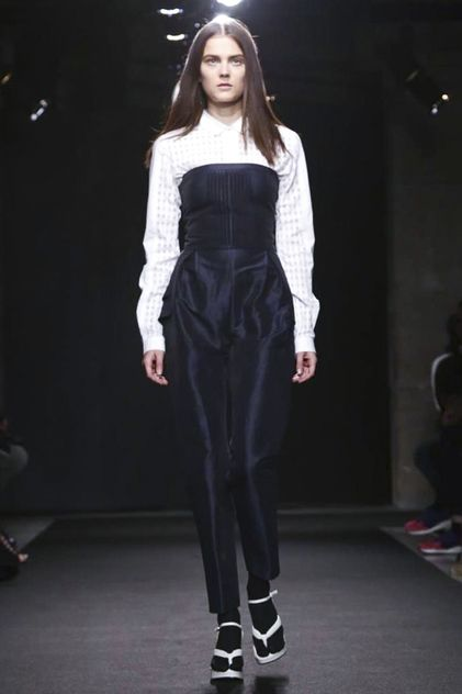 Atsuro Tayama Ready To Wear Spring Summer 2015 Paris