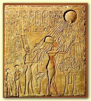 Akhenaten heritic or believer?