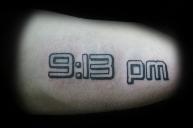mi primer tatuaje by Richar de Ganesh Studio