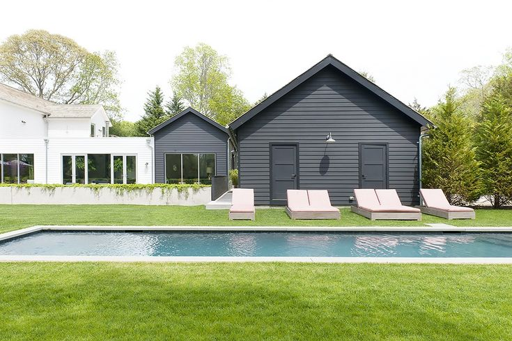 The Dreamiest Hamptons Beach Homes You've Ever Seen via @MyDomaine