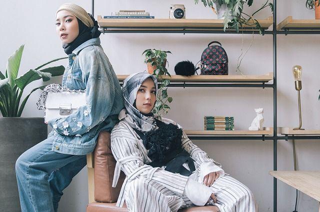 5 Inspirasi Gaya Lebaran Paling Trendy dari Jenahara dan Jane Nasution