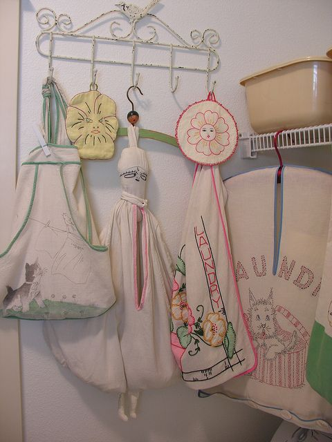 Clothespeg bags