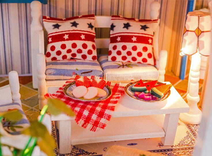 76 best Dollhouse Kits images on Pinterest Dollhouse kits