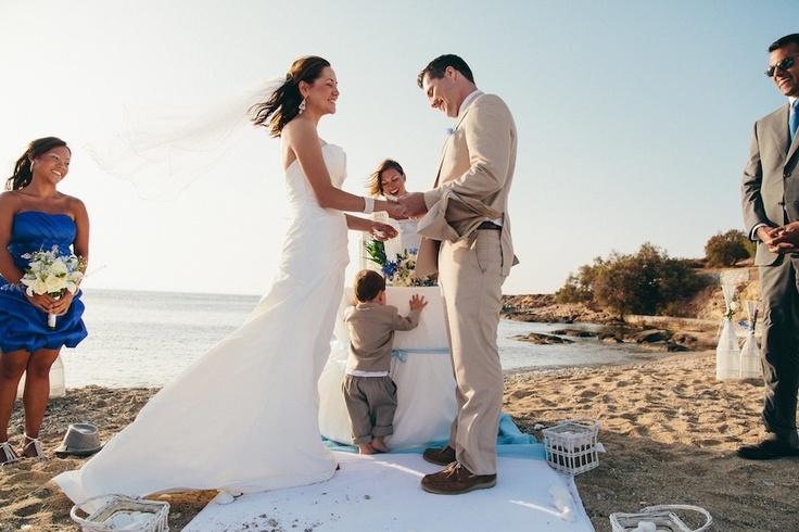 Paul + Amanda, a wedding in Naxos, Greece // http://www.theodoroschliapas.com