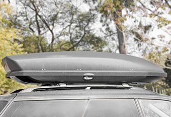 Car roof box - choice review