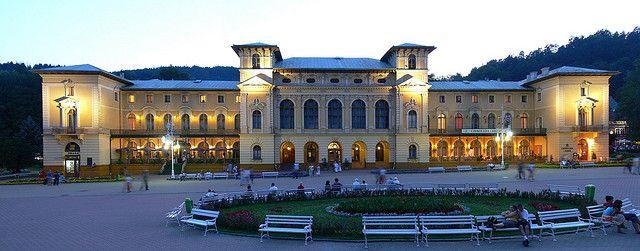 Stary Dom Zdrojowy, Krynica by Thomas N., via Flickr