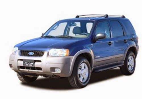 2003 Ford Escape XLT Premium 4WD My current vehicle/ I wish I could have it another 12 years.
