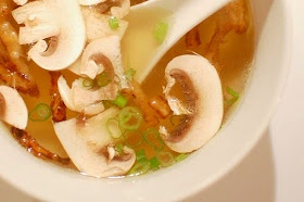 Easy Japanese Onion Soup like your favorite Hibachi restaurant makes. Love this when I'm sick!
