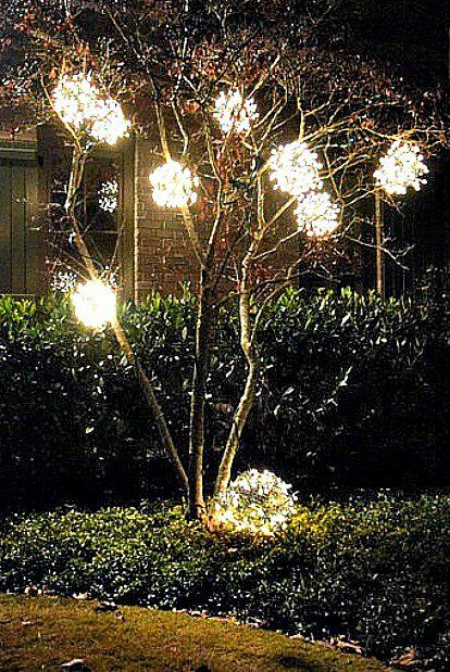 Don't have a fortune to spend on yard decorations? These DIY Christmas yard decorations are easy and cheap, so there's no reason to hold back.