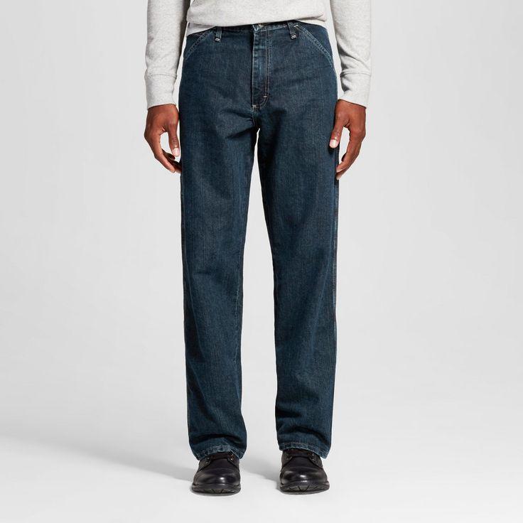 Wrangler Men's Relaxed Fit Carpenter Jeans - Quartz 30x32