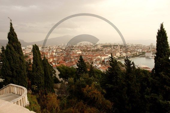 Split - Croatie | Christie Cartes  $2 - Photo de Thibaud Laroche - christiecartes.com