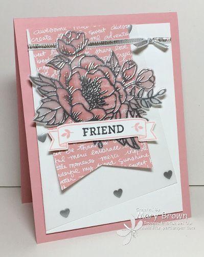 Birthday Blooms - Friend