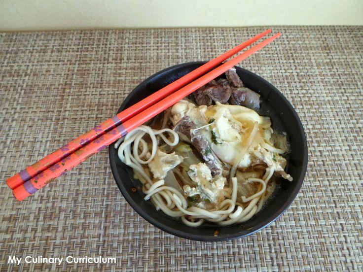 Mon fils Martin (13 ans) avait décidé l'autre jour de nous faire un repas japonais, je vous l'ai déjà dit il est passionné de culture asiat...