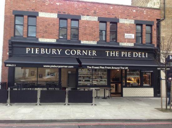 Photos of Piebury Corner - restaurant just for Courtney.  LOL.