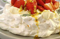 Pavlova - Recipe | Tefal Cuisine Companion
