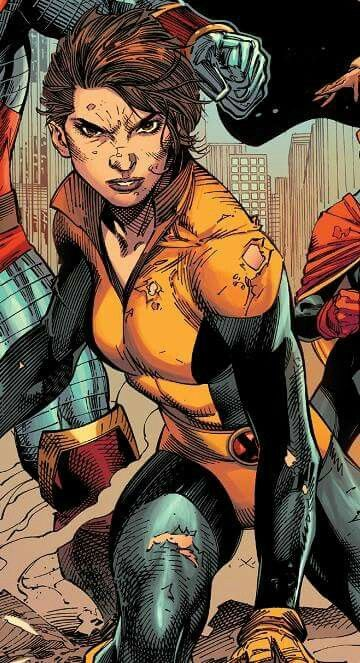 Image result for x men gold kitty pryde