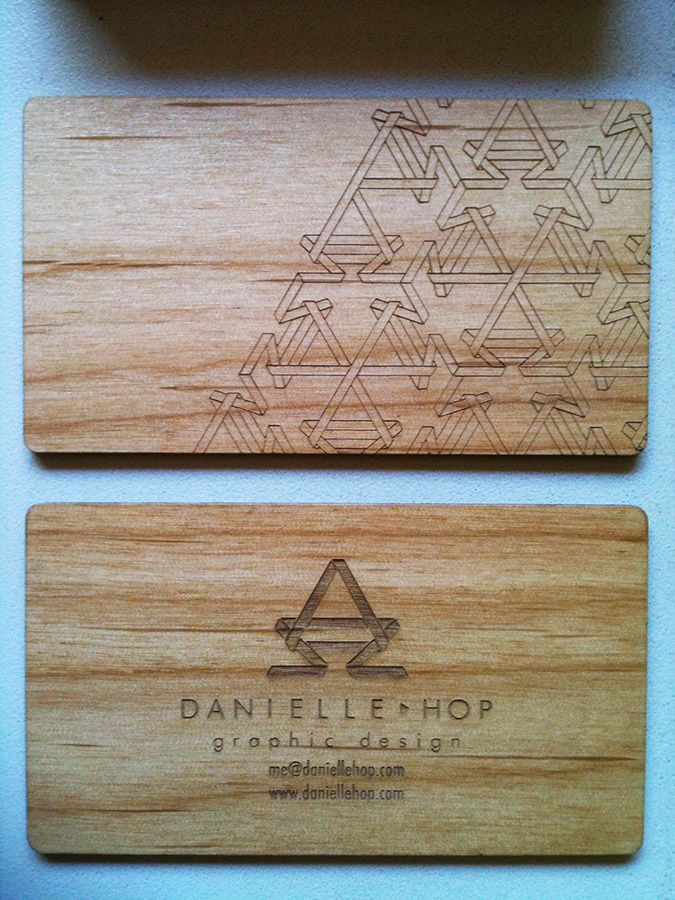 The 34 best professional business card images on pinterest this project is full of brilliant business card design samples which are considered by professional graphic wood business cardscreative reheart Image collections
