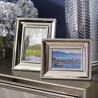 lorraine mirrored picture frame reviews joss main - Mirrored Picture Frame