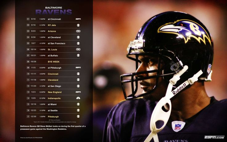 Download Baltimore Ravens Schedule in high quality wallpaper. And You can find the best NFL wallpaper HD on related Baltimore Ravens Schedule at the bottom of this post.