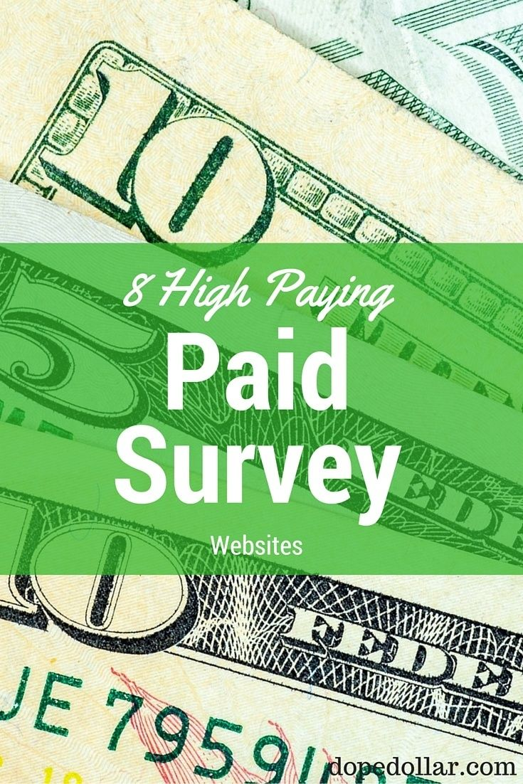I want to share with you my list of the best paid survey websites. These websites are my favourite places to get surveys for money, cash, and rewards.