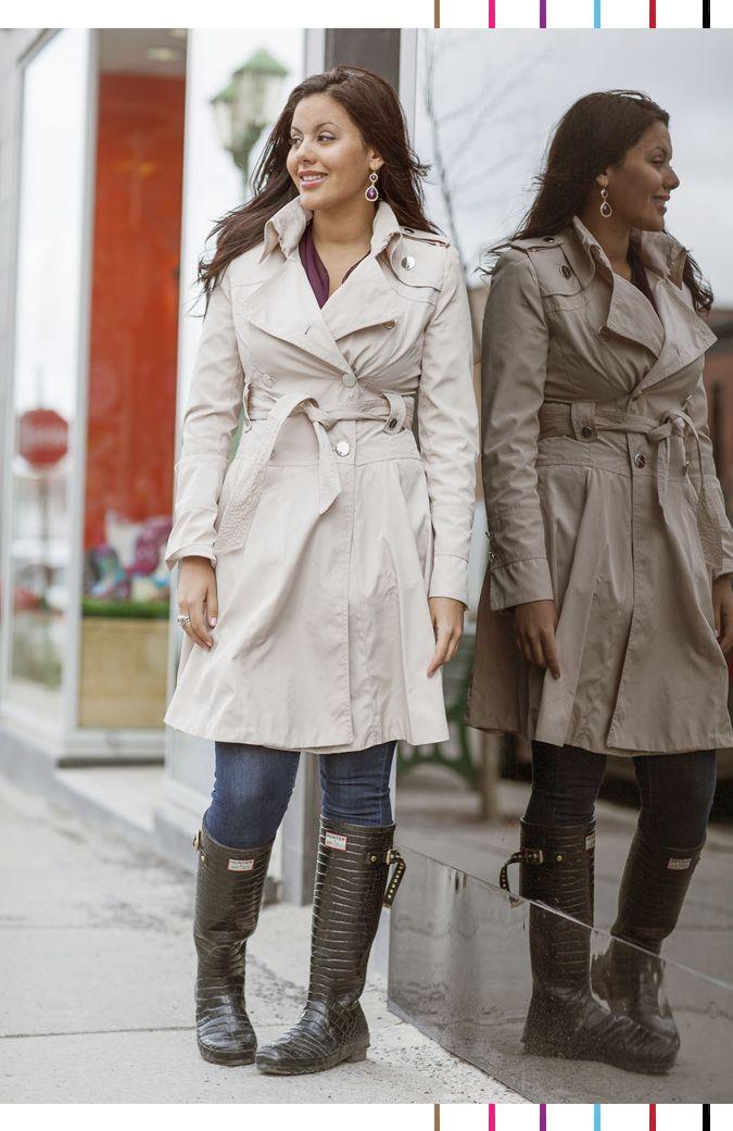 Time for Rain Boots | via Serial Indulgence