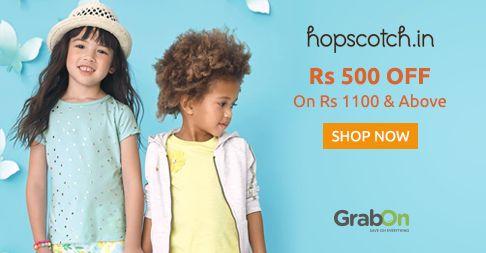 Surprise Your Little Ones With This Big Surprise. #SaveOnGrabOn