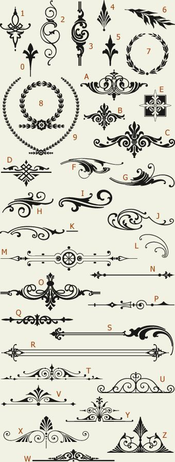 Letterhead Fonts LHF ...