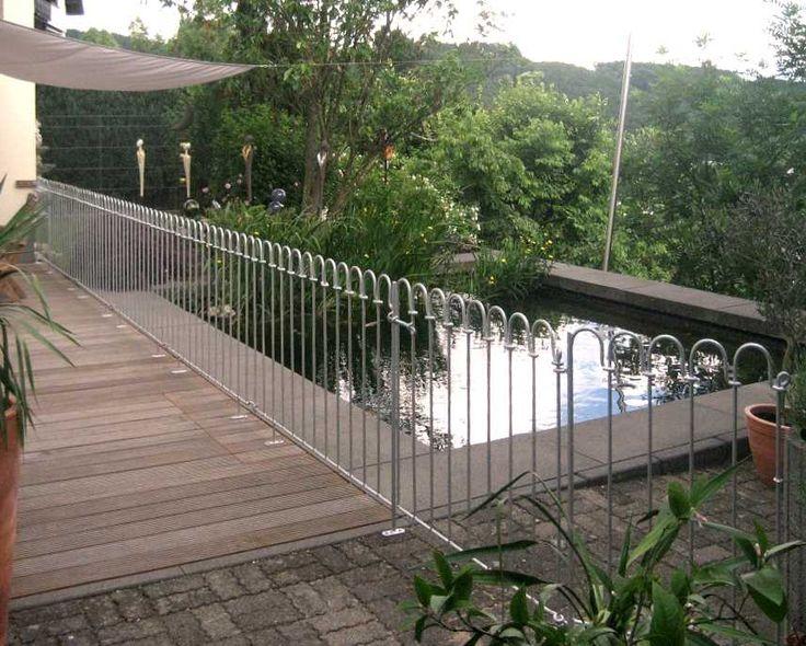 1000 images about terrassenelemente terrassen gitter on. Black Bedroom Furniture Sets. Home Design Ideas
