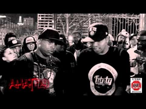 AHAT | Rap Battle | Danny Myers vs Emerson Kennedy | Las Vegas vs Utah (...