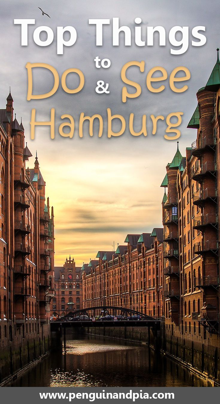 In Hamburg, Germany, there are so many things to do and see. If you only have a few days in this beautiful German city, make sure to read our guide so you don't miss out on the most important sights and places! #hamburg #germany #europe #traveltips #citytips