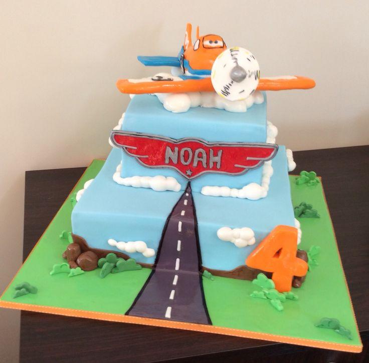 25 best Disney Planes Cake images on Pinterest Disney planes cake