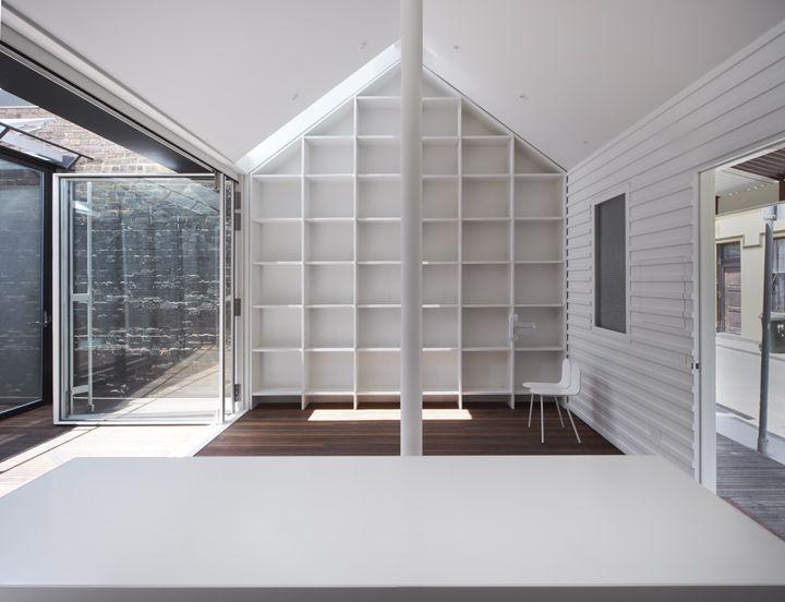 Green House | Melbourne VIC, Australia | Sean Godsell Architects | photo © Earl Carter