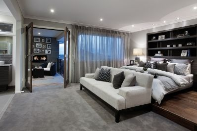 I just viewed this inspiring Rochford 40 Master Bedroom  image on the Porter Davis website. Check it out yourself and get inspired!