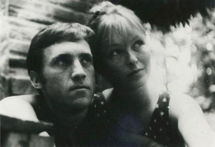 Высоцкий и Марина Влади, 1969 год