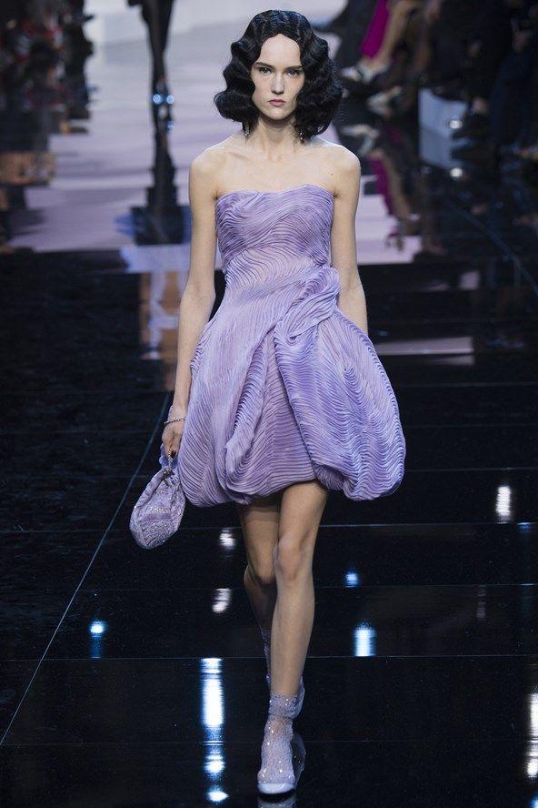 Giorgio Armani Prive SS16 Couture