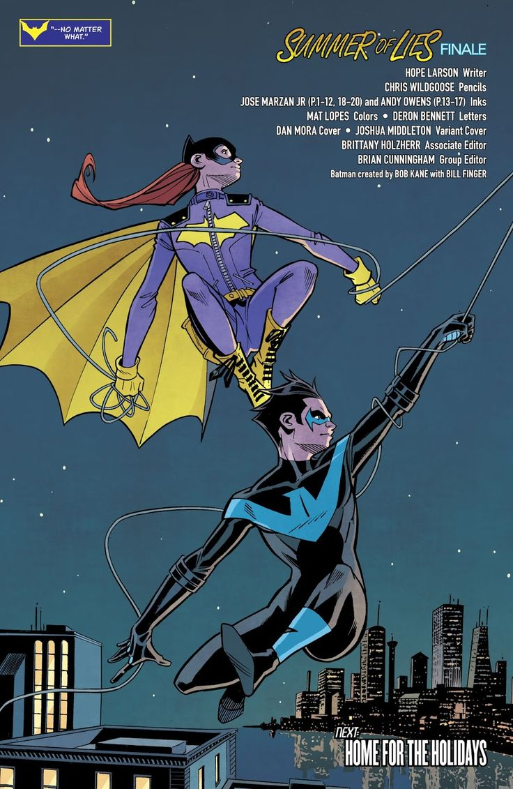 Batgirl (2016) Issue #17 - Read Batgirl (2016) Issue #17 comic online in high quality