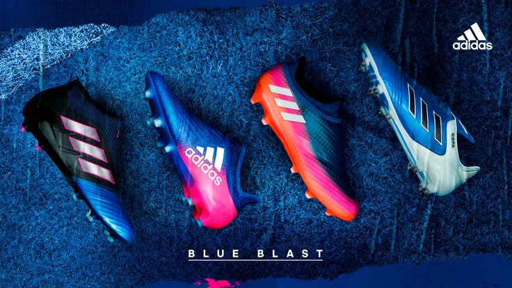 Pro:Direct Soccer - adidas Blue Blast Football Boot Collection, Football Boots, Gloves & Clothing