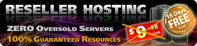 Use your #reseller_hosting account to create unlimited web sites under your own packages, brand and prices.Visit http://www.gigapros.com/portal/reseller-hosting