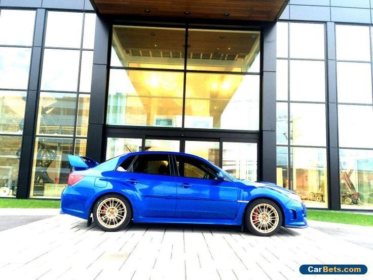 2012 Subaru WRX limited #subaru #wrx #forsale #canada