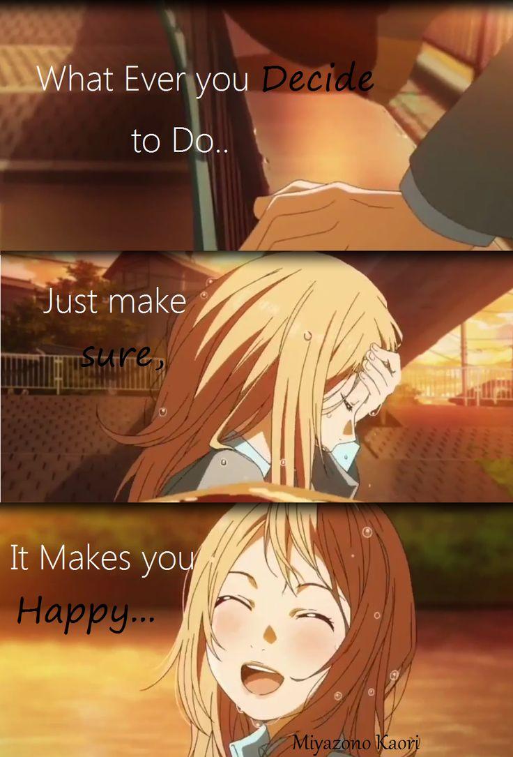 Just be Happy .. Kaori