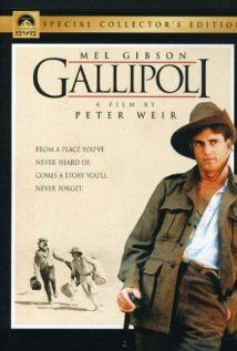 Gallipoli (1981)the doomed Battle of Gallipoli in Turkey. a very powerful anti-war statement and a superb film