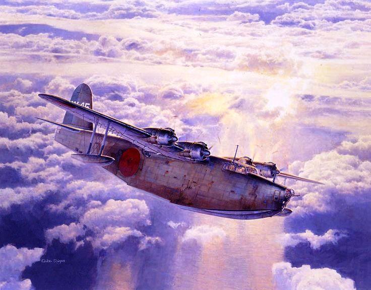 Sunderland Flying Boat Model Plans | Boat Plans Technology