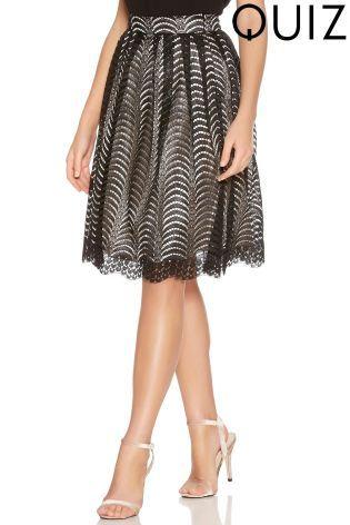 Buy Quiz Midi Skirt from the Next UK online shop
