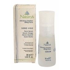 Naturys Anti-aging Face Serum Specific deep impact anti-aging treatment for the face. It smooths and improves skin appearance revitalizing, hydrating, and nourishing it deep down.  Available online www.allurecosmetics.co.za #skincare #greenbeauty #beauty