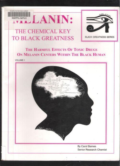 melanin the chemical key to black greatness pdf torrent