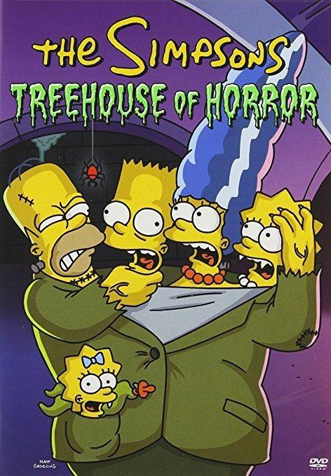 Neil Affleck & Bob Anderson (VIII) - The Simpsons - Treehouse of Horror