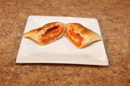 Recipes, Instructions, and Helpful Hints   EZ Pockets Pizza pocket