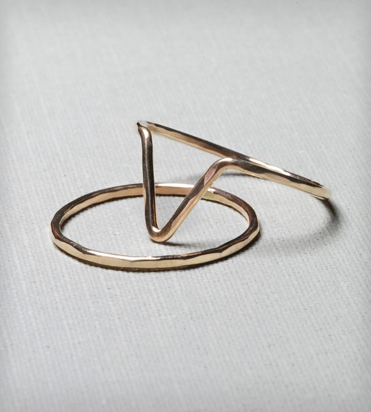 Second Point Ring | Jewelry Rings | Gunnard Jewelry | Scoutmob Shoppe | Product Detail