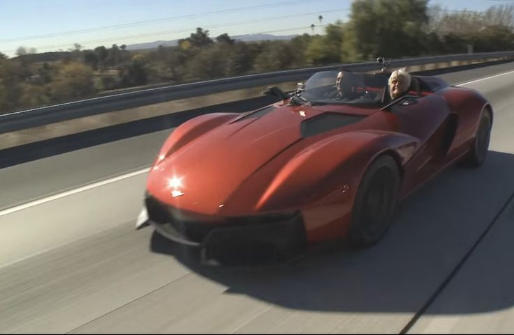 Jay Leno Reviews The Rezvani Beast Jay Leno had a special guest on his Jay Leno's Garage show, Ferris Rezvani, the company's founder with the brand new Rezvani Beast. The Arial Atom based car gets tested by the guys, most of the testing referring to the 2.4 liter Honda sourced K24 Rotrex supercharged engine. The Beast...