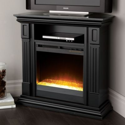 Deerhurst Convertible Electric Fireplace And TV Stand - Sears | Sears Canada - 17 Best Ideas About Electric Fireplace Canada On Pinterest Lowes